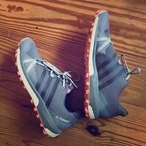 Adidas Terrex Agravic trail running sneakers